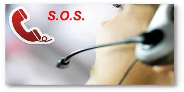 SOS telefon »Klub Šansa« (Help-line)